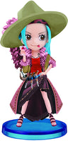 Banpresto One Piece Bibi Mini World 2.5 inch Collectible Action Figure