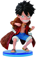 Banpresto One Piece Luffy Mini World 2.5 inch Collectible Action Figure 1