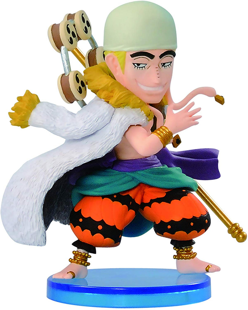 Banpresto One Piece Enel Mini World 2.5 inch Collectible Action Figure 1