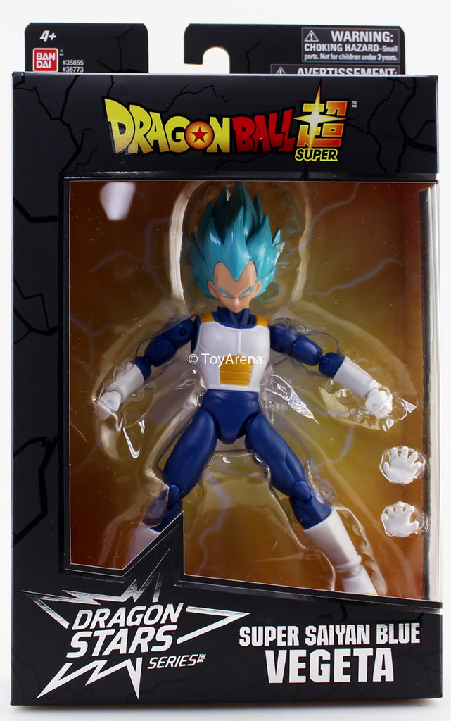 Dragonball Super Dragon Stars Series Super Saiyan Blue Vegeta