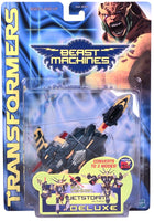 Transformers Beast Machines Deluxe Jetstorm