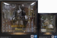 S.H. Figuarts Star Wars Mandalorian Beskar Metal Armor Ver. and The Child Set Action Figure