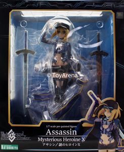 Kotobukiya 1/7 Fate/ Grand Order Assasin/ Heroine X PVC Scale Figure