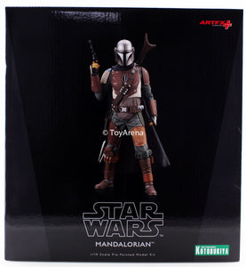 Kotobukiya Star Wars The Mandalorian 1/10 Scale Figure Artfx+ Statue