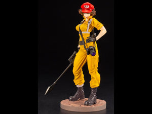 Kotobukiya Bishoujo G.I. Joe Lady Jaye (Canary Ann Color) Statue Figure SV284