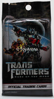 Copy of 1 Sealed Pack Transformers Dark of The Moon Official Trading Cards Game Hasbro