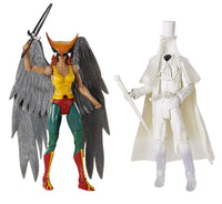 DC Universe Classic Hawkgirl and Gentleman Ghost Action Figure Set