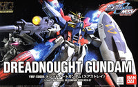 Gundam Seed 1/144 HG MSV #07 Dreadnought YMF-X00A Model Kit