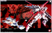 Gundam Seed 1/60 PG MBF-02 Strike Rouge + Skygrasper Orb Mobile Suit Model Kit