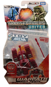 Transformers United UN-24 Warpath