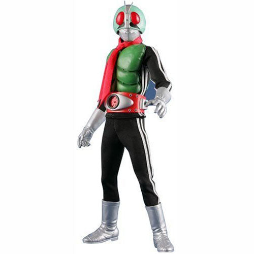 Medicom Toys 1/6 RAH Real Actin Heroes DX Masked Kamen Rider Ver 2 Scale Action Figure
