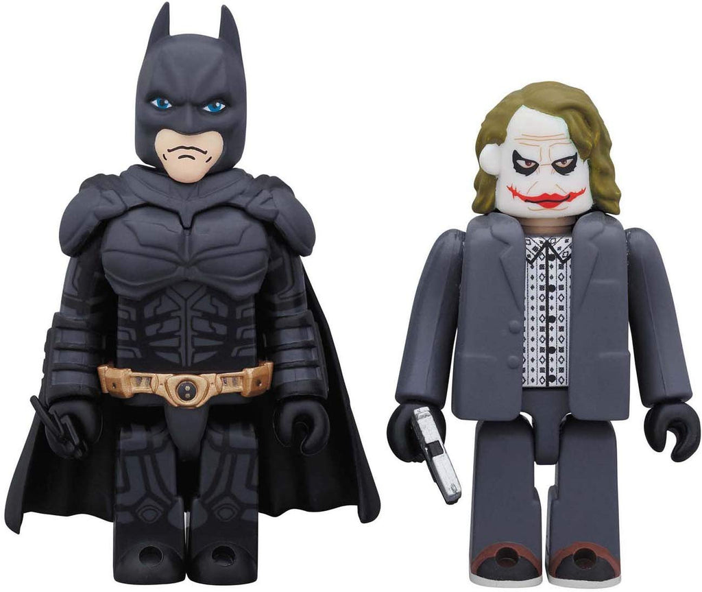 DC Collectibles DC Comics Kubrick Batman and Joker Series Action Figure set 1