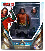 Mafex No. 095 DC Aquaman Movie: Aquaman Action Figure Medicom