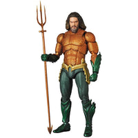 Mafex No. 095 DC Aquaman Movie: Aquaman Action Figure Medicom 2