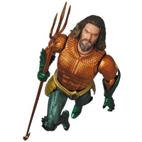 Mafex No. 095 DC Aquaman Movie: Aquaman Action Figure Medicom 5