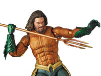 Mafex No. 095 DC Aquaman Movie: Aquaman Action Figure Medicom 6