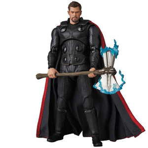 Mafex No. 104 Thor: Marvel's Avengers Infinity War Action Figure Medicom 4