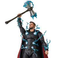 Mafex No. 104 Thor: Marvel's Avengers Infinity War Action Figure Medicom 1