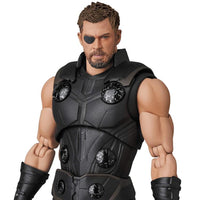 Mafex No. 104 Thor: Marvel's Avengers Infinity War Action Figure Medicom 6