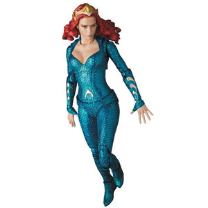 Mafex No. 115 DC Aquaman the Movie Mera Action Figure Medicom 1