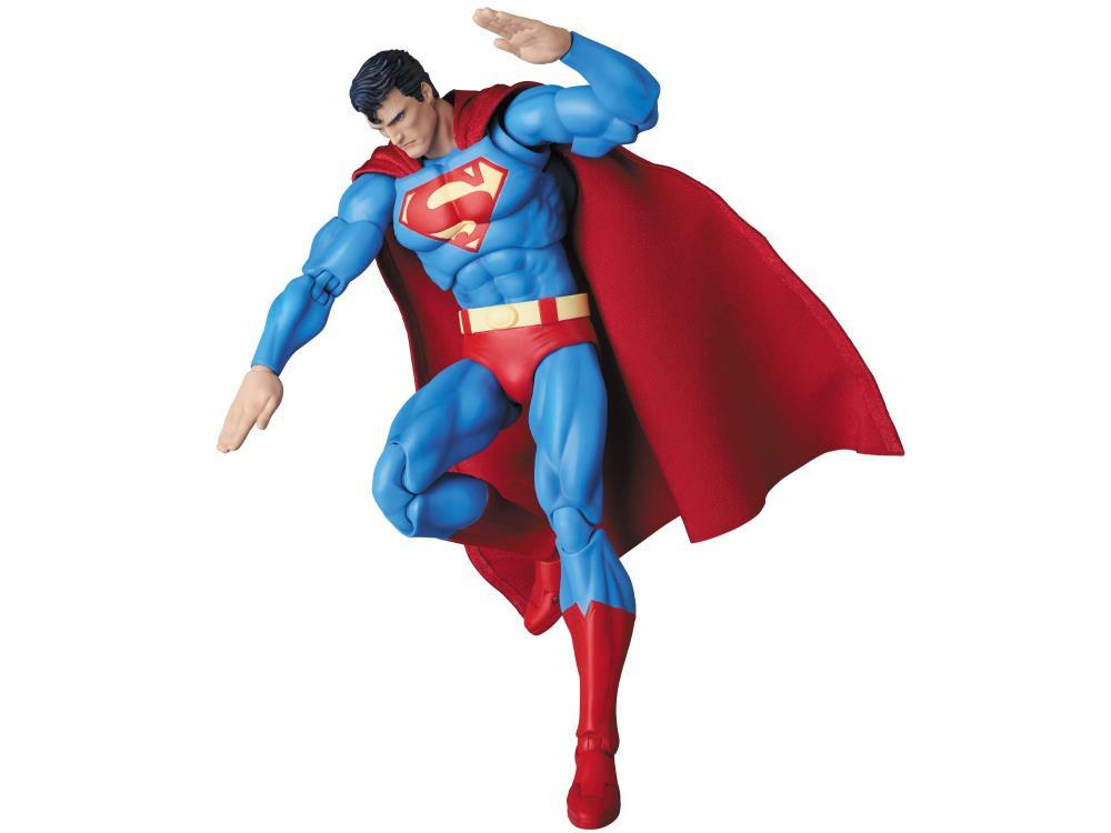 Mafex No. 117 DC Comics Superman (Hush Ver.) Action Figure Medicom 1