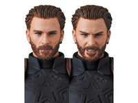 Mafex No. 122 Captain America Marvel's Avengers: Infinity War Action Figure