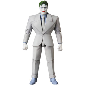 Mafex No. 124 The Joker The Dark Knight Returns Action Figure Medicom 1