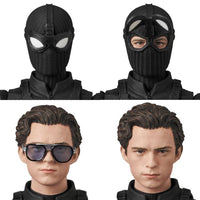 Mafex No. 125 Spider-Man Stealth Spiderman Far From Home Action Figure Medicom 8
