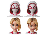 Mafex No. 134 Spider-Gwen (Gwen Stacy) & Spider-Ham Spider-Man Into the Spider-Verse Action Figure