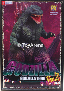 X-Plus Toho Series 1999 Godzilla 2K Millennium Version 2 12 Inch Vinyl Figure