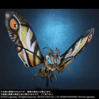 X-Plus DefoReal Mothra 2019 Godzilla 2 King of Monsters Figure