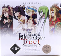 Fate Grand Order Duel Collection Figure Tenth Release Vol 10 Trading Figures Box Set of 6