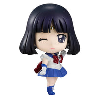 Petit Chara! Sailor Moon Deluxe Mini Figure Sailor Saturn Figure 3