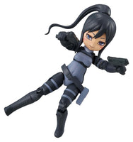 Desktop Army Sword Art Gun Gale Online Trading Figures Box Set of 3 5