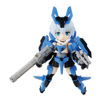 Desktop Army Frame Arms Girl KT-116f Stylet Series Trading Figures Box Set of 3