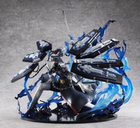 Megahouse Game Characters Collection DX: Persona 5 Thanatos PVC Statue 2