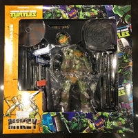 Kaiyodo Revoltech Michelangelo Teenage Mutant Ninja Turtles