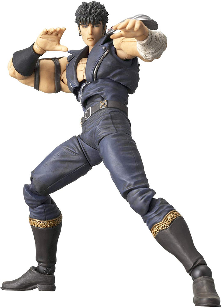 Kaiyodo Legacy of Revoltech LR-001 Fist of The North Star: Kenshiro Action Figure 1