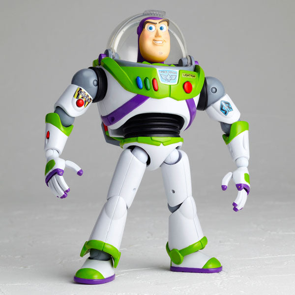 Kaiyodo Legacy of Revoltech LR-046 Toy Story Buzz Lightyear Action Figure 1