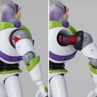 Kaiyodo Legacy of Revoltech LR-046 Toy Story Buzz Lightyear Action Figure 6