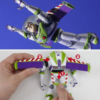 Kaiyodo Legacy of Revoltech LR-046 Toy Story Buzz Lightyear Action Figure 8