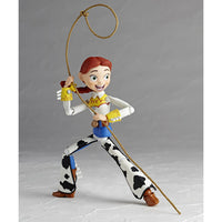 Legacy of Revoltech TOY STORY - Jessie (Renewed Package Design Ver) 2