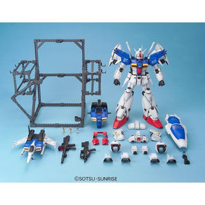 Gundam 1/60 PG RX-78 GP01/Fb Gundam Zephyranthes Full Bernern Model Kit Perfect Grade