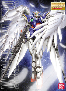 Gundam 1/100 MG Gundam Wing Endless Waltz XXXG-00W0 Wing Gundam Zero EW (Wing Zero Custom) Model Kit