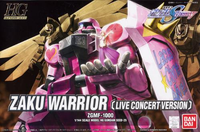Gundam Seed Destiny 1/144 HG #25 Zaku Warrior Live Concert Version ZGMF-1000 Model Kit
