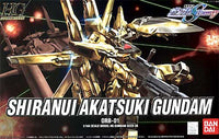 Gundam Seed Destiny 1/144 HG #38 Shiranui Akatsuki ORB-01 Model Kit