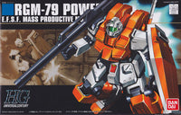 Gundam Unicorn 1/144 HGUC #067 RGM-79 Powered GM HG Model Kit