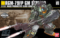 Gundam 1/144 HGUC #072 RGM-79FP GM Striker Model Kit