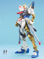Gundam 1/100 MG Gundam Seed Destiny ZGMF-X20A Strike Freedom Gundam Model Kit