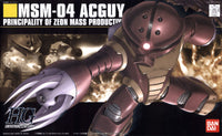 Bandai Gundam 1/144 HGUC #078 0079 Acguy MSM-04 Model Kit 1
